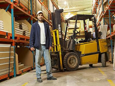 how to get a forklift job without experience